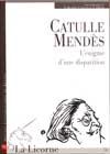 Illustration Catulle Mendès - L'énigme d'une disparition
